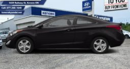 2013 Hyundai Elantra Coupe GS/SE