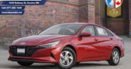 2021 Hyundai Elantra Essential IVT  – Heated Seats