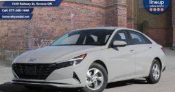 2022 Hyundai Elantra Essential IVT