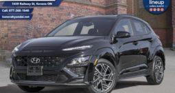 2022 Hyundai Kona 1.6T N Line AWD